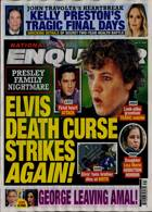 National Enquirer Magazine Issue 27/07/2020