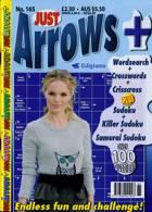 Just Arrows Plus Magazine Issue NO 165