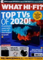 What Hifi Magazine Issue OCT 20