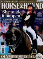 Horse And Hound Magazine Issue 23/07/2020