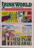 Irish World Magazine Issue 25/07/2020