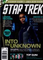 Star Trek Magazine Issue NO 204