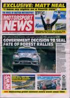 Motorsport News Magazine Issue 29/07/2020