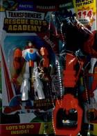 Rescue Bots Magazine Issue NO 35