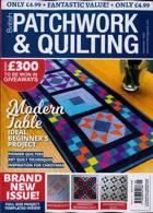 British Patchwork & Quilting Magazine Issue SEP 20