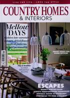 Country Homes & Interiors Magazine Issue SEP 20