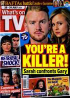 Whats On Tv England Magazine Issue 25/07/2020