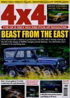 4 X 4 Magazine Issue SEP 20