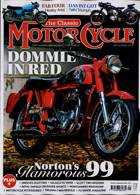 Classic Motorcycle Monthly Magazine Issue SEP 20