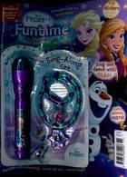 Frozen Funtime Magazine Issue NO 11