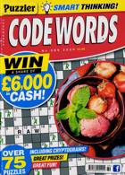 Puzzler Codewords Magazine Issue NO 289