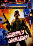 Commando Action Adventure Magazine Issue NO 5345