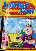 Junior Holiday Fun Magazine Issue NO 282