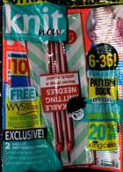 Knit Now Magazine Issue NO 117