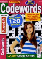 Family Codewords Magazine Issue NO 28