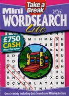 Tab Mini Wsearch Lite Magazine Issue NO 117