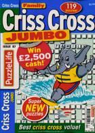 Family Criss Cross Jumbo Magazine Issue NO 87