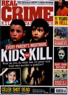 Real Crime Magazine Issue NO 66