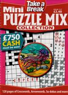 Tab Mini Puzzle Mix Coll Magazine Issue NO 117