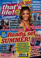 Thats Life Monthly Magazine Issue JUL-AUG