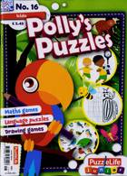 Puzzlelife Junior Silver Magazine Issue POLLY PZ16