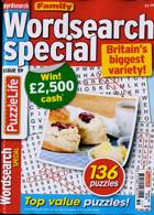 Family Wordsearch Special Magazine Issue NO 59