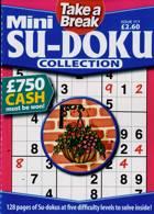 Tab Mini Sudoku Collection Magazine Issue NO 117