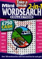 Tab Mini 2 In 1 Wordsearch Magazine Issue NO 27