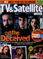 Tv & Satellite Week  Magazine Issue 01/08/2020