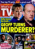 Whats On Tv England Magazine Issue 01/08/2020