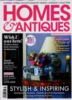 Homes & Antiques Magazine Issue JUL 20