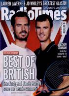 Radio Times London Edition Magazine Issue 27/06/2020