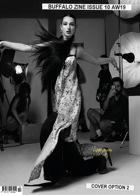 Buffalo Zine #10 Cover 2 Magazine Issue B&W Woman