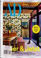 Architectural Digest German Magazine Issue NO 6