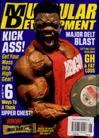 Muscular Development Usa Magazine Issue JUN 20