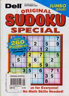 Original Sudoku Magazine Issue SEP 20