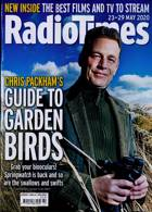 Radio Times London Edition Magazine Issue 23/05/2020