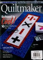 Quiltmaker Magazine Issue JUL-AUG
