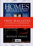 Homes And Gardens Magazine Issue OCT 20