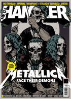 Metal Hammer Magazine Issue NO 339