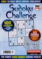 Sudoku Challenge Monthly Magazine Issue NO 193