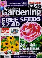 Amateur Gardening Magazine Issue 22/08/2020