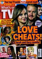 Whats On Tv England Magazine Issue 08/08/2020