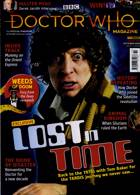 Doctor Who Magazine Issue NO 555