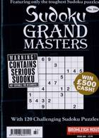 Sudoku Grandmaster Magazine Issue NO 184