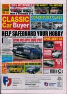 Classic Car Buyer Magazine Issue 05/08/2020