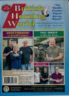 British Homing World Magazine Issue NO 7536
