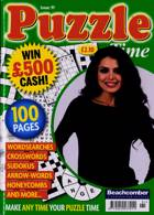 Puzzle Time Magazine Issue NO 91