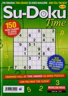 Sudoku Time Magazine Issue NO 188