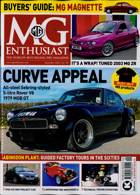 Mg Enthusiast Magazine Issue SEP 20